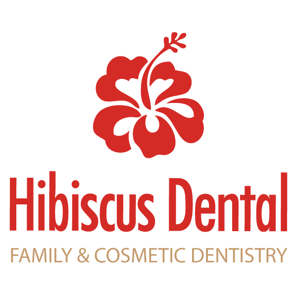 Hibiscus Dental Logo