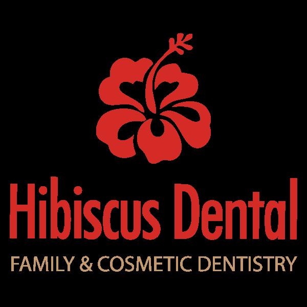Hibiscus Dental Logo
